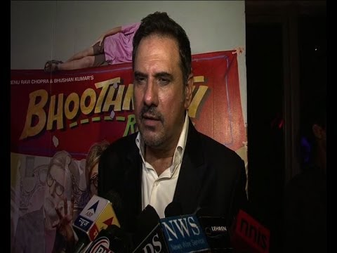 Boman Irani on Bhoothnath Returns - Bollywood Country Videos