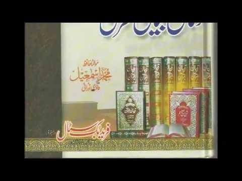 Barelvi Molvi Gulam Rasool Saeedi Haram Zada Hai Aur os Ki Maa Kuttay Taly Bichi hui hai
