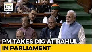 "How PM Modi Described Rahul Gandhi's ""Hug And Wink"" In Parliament - NDTV"