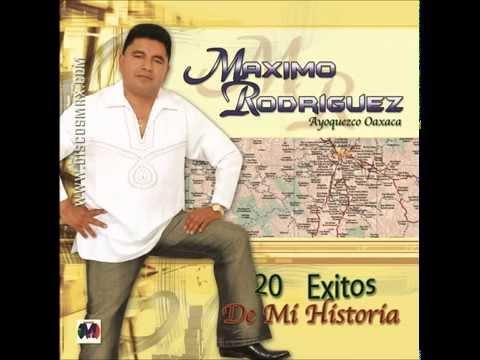 Maximo Rodriguez Cantautor Eres el Amor de Ayoquezco de Aldama Zimatlan Oaxaca