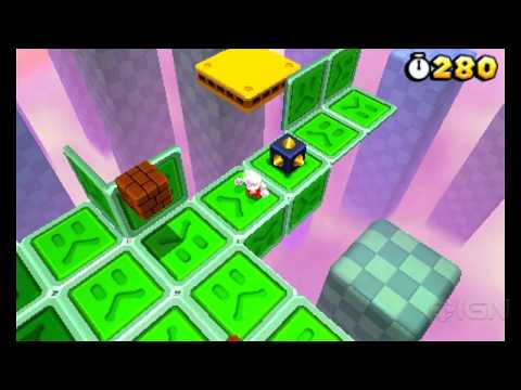 Super Mario 3D Land: World 4-5
