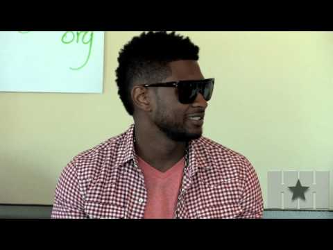 Usher\'s Words Of Wisdom For The New Look Foundation - HipHollywood