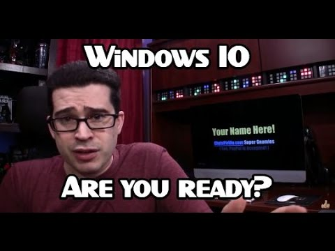 Should I Get Windows 10?