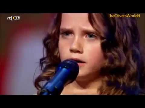 Holland's Got Talent 2014 Amira Willighagen