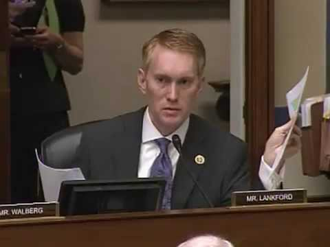 Rep. Lankford: Something doesn't add up