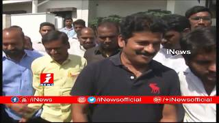 Vote For Note Case | Revanth Reddy Attend ED Investigation Today | Hyderabad | iNews - INEWS