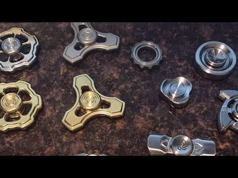 AWESOME NEW SPINNERS LIVE