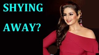 Huma Qureshi avoids media due to her linkup rumours! | EXCLUSIVE