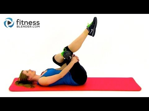 Fitness Blender Cool Down Workout -- Cool Down Stretching Routine for Flexibility