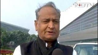 राजस्थान के मुख्यमंत्री होंगे अशोक गहलोत, सचिन डिप्टी सीएम - NDTVINDIA