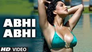 Abhi Abhi Jism 2 Official Song | Sunny Leone, Arunnoday Singh, Randeep Hooda - YouTube