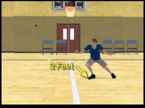 Basketball Defensive Slide - All you need to know
