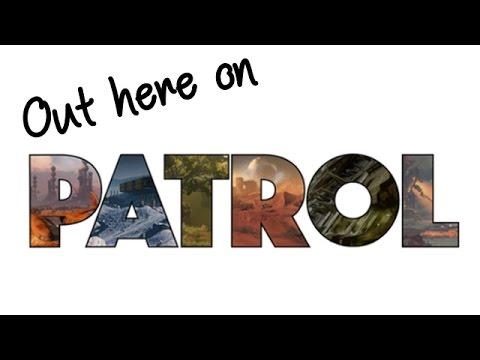 Patrol Zones Fly Through #MOTW