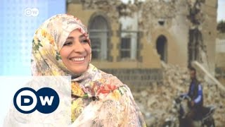 Karman: 'We want a sustainable peace' | DW News - DEUTSCHEWELLEENGLISH