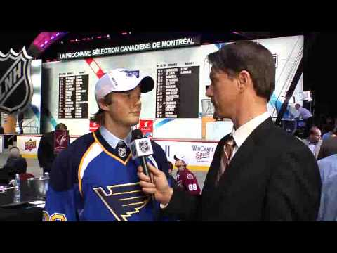 David Rundblad draft interview