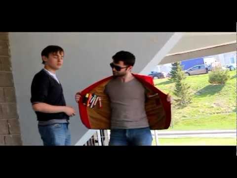 Высшая Уфимская Лига 1/4 2012 Конкурс видео клипов