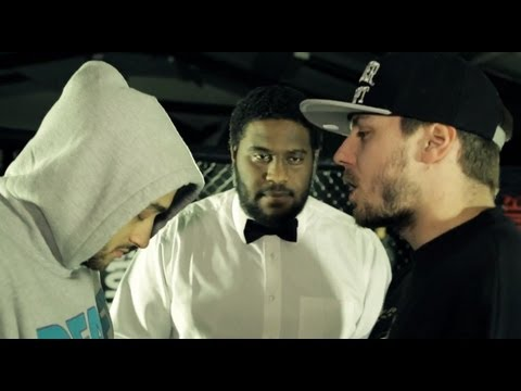 Phili'N'Dotz - Training For Battle Rap [Don't Flop Films]