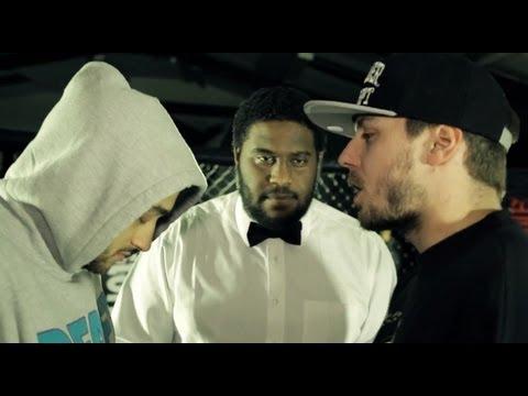 Phili'N'Dotz - Training For Battle Rap [Don't Flop Films]