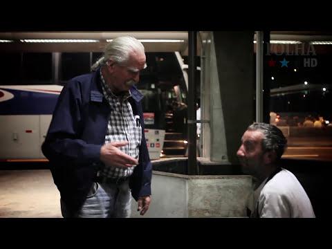 Reportaż o Polaku, który zamieszkał na lotnisku