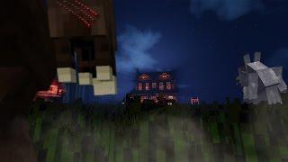 ВЫЖИТЬ НА ФЕРМЕ СРЕДИ ОБОРОТНЕЙ [Minecraft]