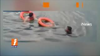 Youths Drown In Tapi River In Bardoli | 4 Dead And 2 Resued | Gujarat | iNews - INEWS