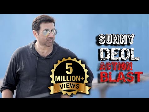 Sunny Deol Best Action Scenes Compilation Video | Hindi Movies | Bollywood Action Movies