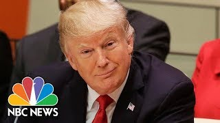 'A Political Gang': President Donald Trump's Past Criticism Of The U.N. | NBC News - NBCNEWS
