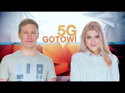 Marta Cieślak-Krajewska, Marcin Augustyniak i Piotrek Domański z Orange Polska przybliżają, czym jest standard 5G