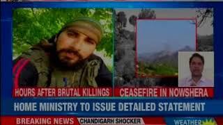 Kashmiri rifleman Aurangzeb laid to rest, shouldn't this brave heart get an Ashok chakra? - NEWSXLIVE