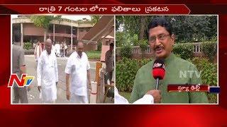 Murali Mohan Face to Face Over Vice President Candidate Venkaiah Naidu || NTV - NTVTELUGUHD