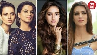 Kangana's Sister Rangoli Comes In Her Support   Disha Replaces Kriti In Mohit Suri's Next? - ZOOMDEKHO