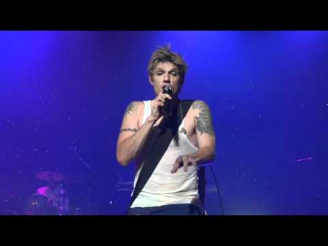 I Want It That Way - Nick Carter - I'm Taking Off tour 2011-11-05 Montreal
