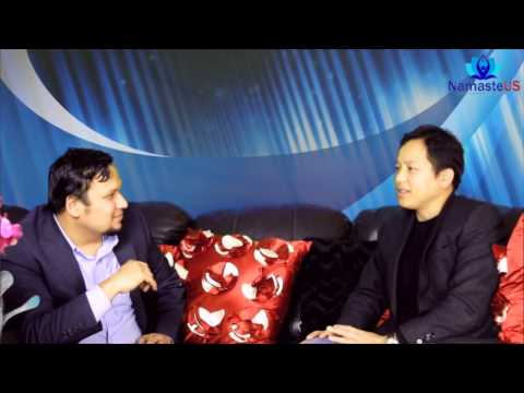 Interview with Nepali Singar Jagdish Samal 2014 Texas USA