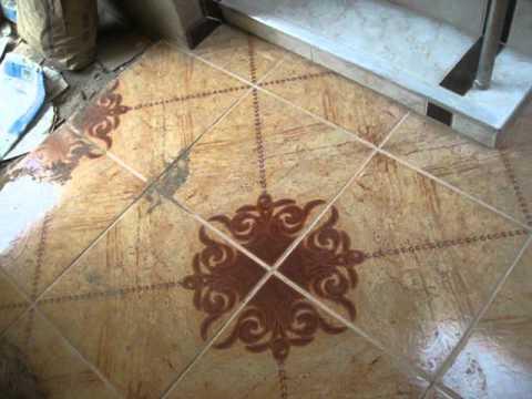 pisos revestida en ceramica