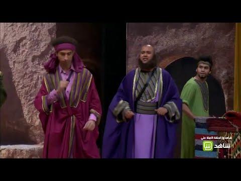 علي ربيع ومحمد أنور يقدمان أغاني مهرجانات الجاهلية - اتفرج دوت كوم