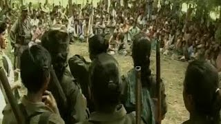 Maoists Attack In Andhra Orissa Border - TV5NEWSCHANNEL