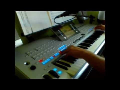 Yamaha Tyros 4-Tina Turner-Simply The Best