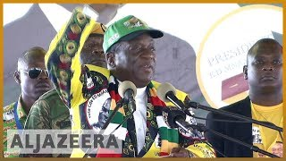 🇿🇼President Mnangagwa promises to revive Zimbabwe's economy | Al Jazeera English - ALJAZEERAENGLISH