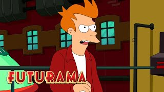 FUTURAMA | Season 10, Episode 11: Red-Handed | SYFY - SYFY