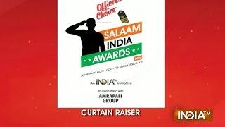 "India TV Special: ""Salaam India Awards 2014"" First look - INDIATV"