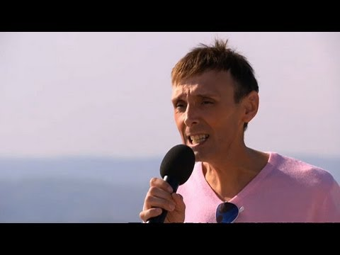 Johnny Robinson's Judges' Houses audition - The X Factor 2011 Judges' Houses (Full Version)