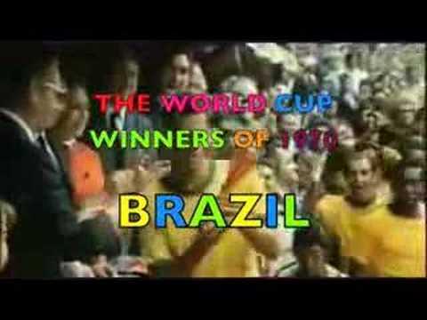 VM vinnere 1930 2010