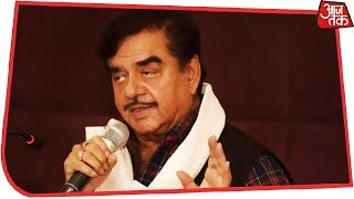 Shatrughan Sinha Out? BJP To Take Decision On Actor's Expulsion Soon - AAJTAKTV
