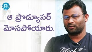 I Fooled That Producer - Rom Bhimana || Dil Se With Anjali - IDREAMMOVIES