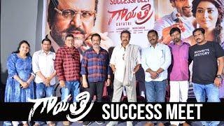 Gayatri Movie Success Meet |  Mohan Babu Vishnu, Shriya | TFPC - TFPC