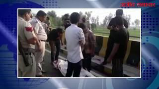 video : बठिंडा में बाईपास पुल के ऊपर मिला युवक का शव