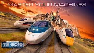 Обзор-прохождение Train Simulator 2015