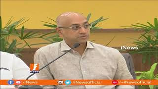 Central Govt Should Compare AP With Southern States | Galla Jayadev Over Central Govt Founds | iNews - INEWS