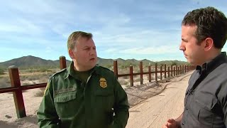 Border Patrol Agents Work Without Pay As Shutdown Continues | NBC Nightly News - NBCNEWS
