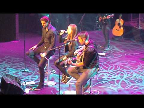 Nick, Simon & Isabel - Half of my heart @ Music of Life Scheveningen